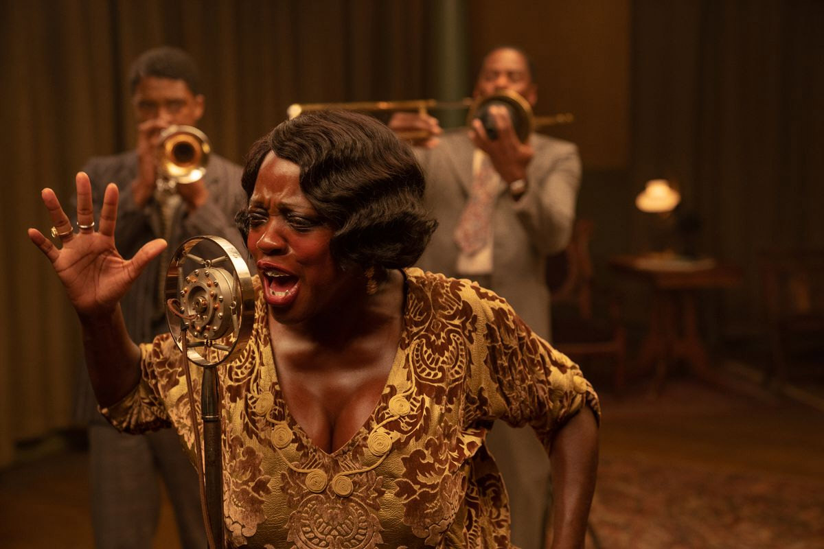 """A Voz Suprema do Blues"" (Ma Rainey's Black Bottom, 2020), de George C. Wolfe - Divulgação"